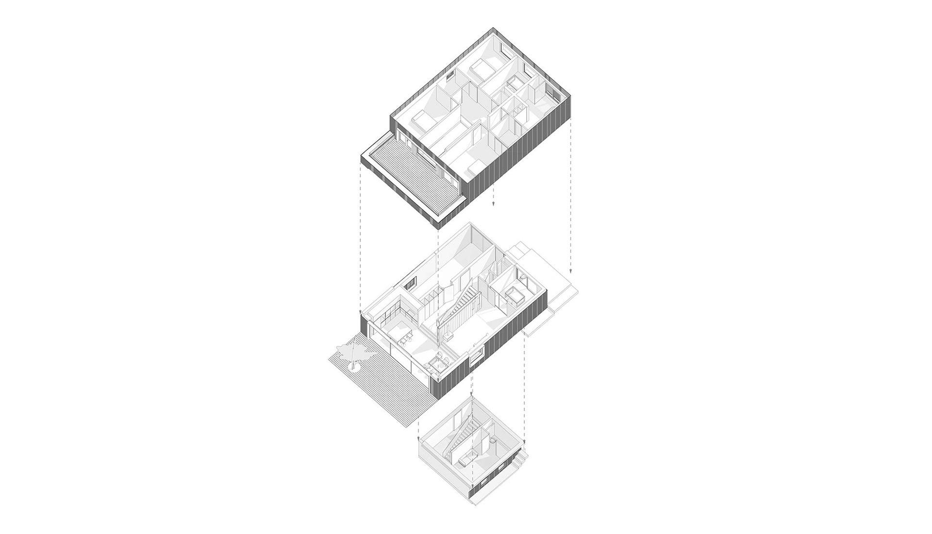 villa E marc architects