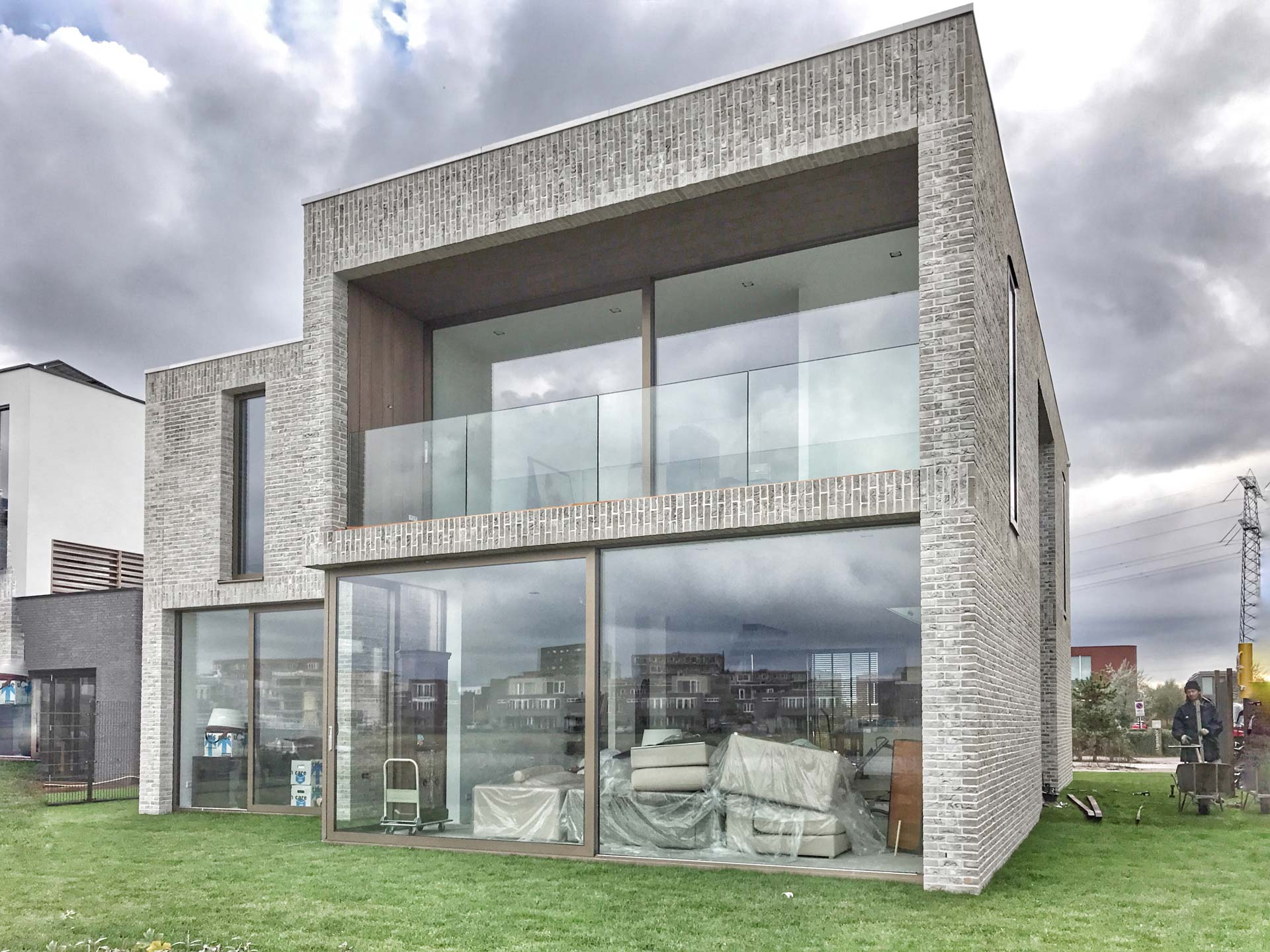 Villa H Marc Architects