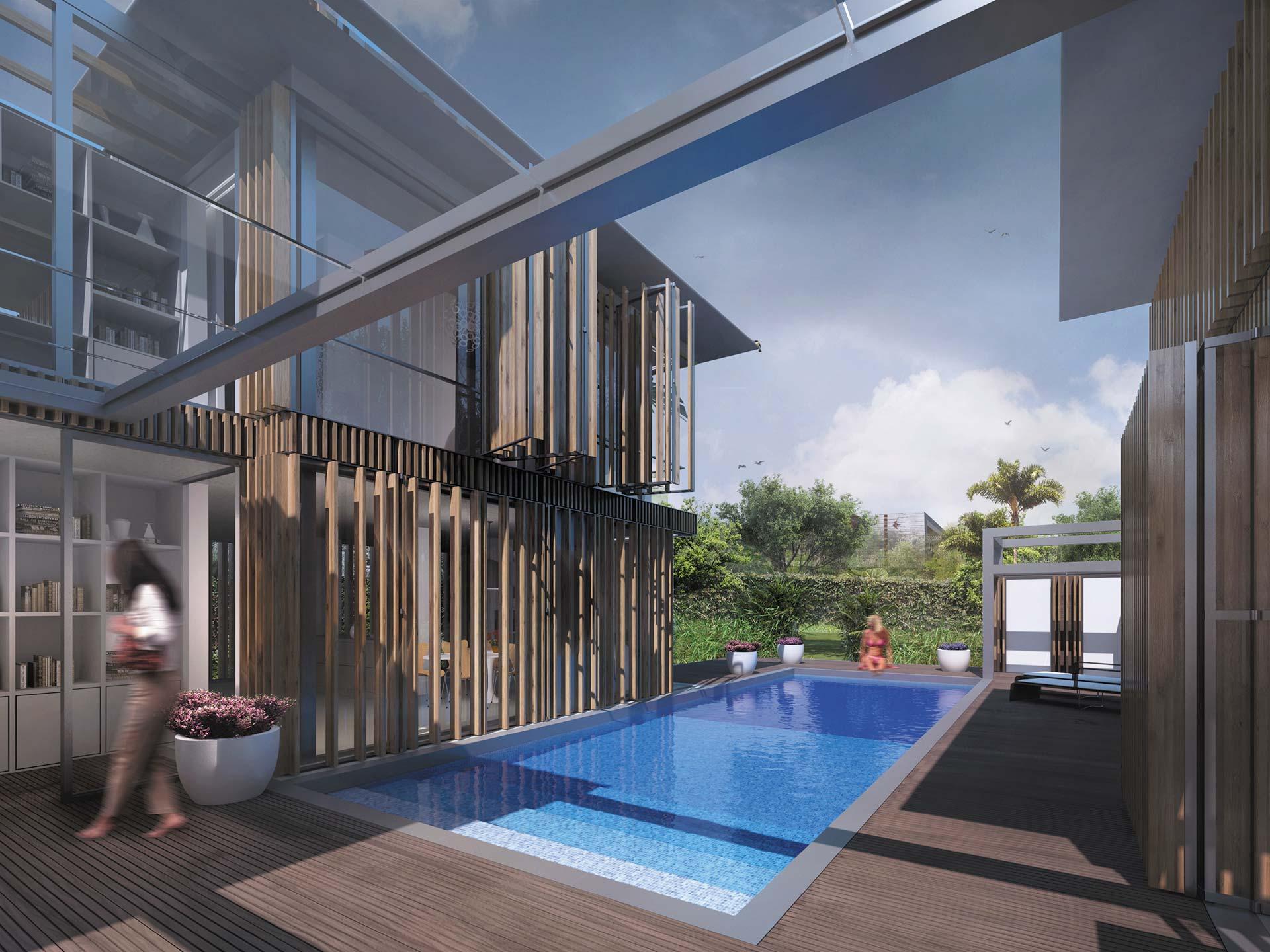 villa Matsuyama Marc Architects
