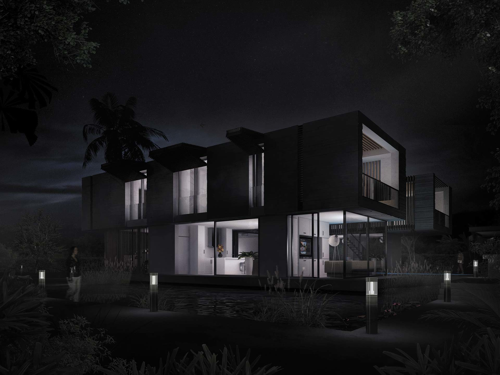 villa Marrakech Marc Architects